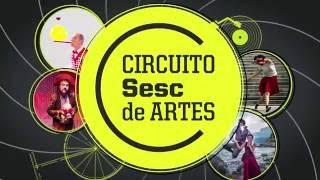 Circuito Sesc de Artes 2016 - Entrega de Catálogo e Certificado de Participação