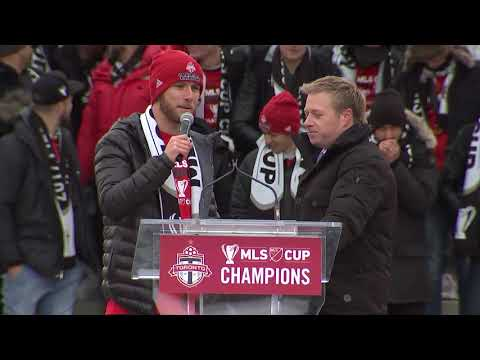 Video: The Best of the MLS Cup parade