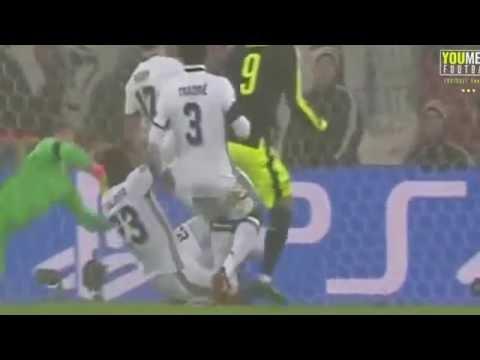 Basel vs Arsenal 1   4   Higlights DEC 6th 2016
