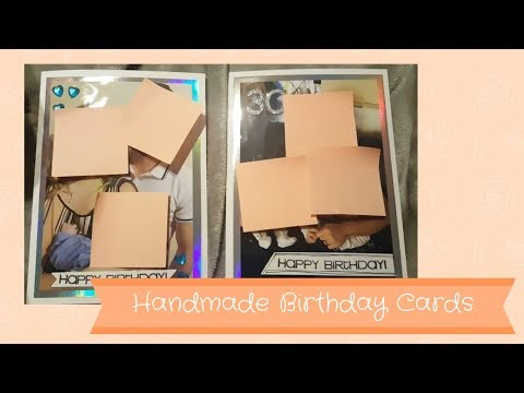 Birthday wishes for best friend - Handmade Birthday Cards  #6 in the #100thingschallenge