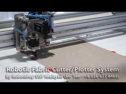 CNC Knife Cutting for Fabric and Window Blinds