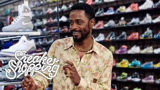 Video Lakeith Stanfield Goes Sneaker Shopping With Complex MP3, 3GP, MP4, WEBM, AVI, FLV September 2018