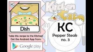 KC Pepper Steak 3 YouTube video