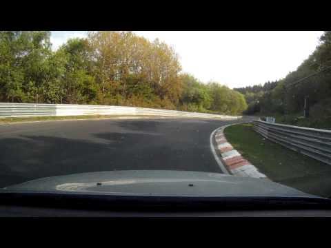 Onboard BMW 528i - Having a nice time on Nürburgring - Easter 2011