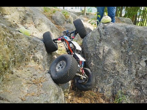 RC CRAWLING - NORDICS Finland 2017!
