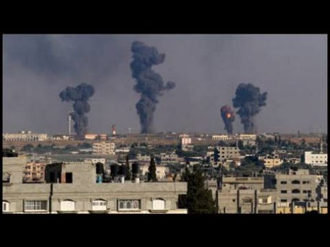 Psalm 83 : Rockets fired into Israel from Gaza as the Psalm