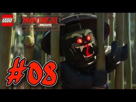 THE LEGO NINJAGO MOVIE VIDEOGAME GAMEPLAY #08 DEUTSCH 🐉 Zane Spinjitzu Kraft   EgoWhity