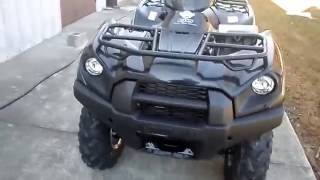 5. 2017 kawasaki  Brute Force® 750 4x4i EPS