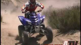 10. 2005 Yamaha Raptor 660 Test - ATVTV Test Videos