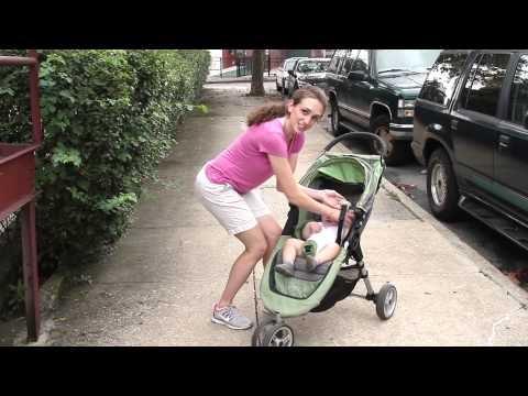 Baby Jogger City Mini Stroller – an Urban Mommy Favorite!