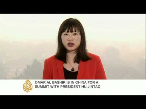 melissa chan - Al Jazeera correspondent in China Melissa Chan talks about the Sudanese presidents visit to China.