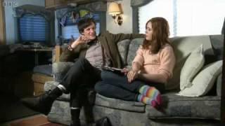 DW - Karen Gillan interviews Matt Smith