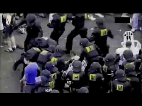 Hooligans - Germany vs. England [2006]