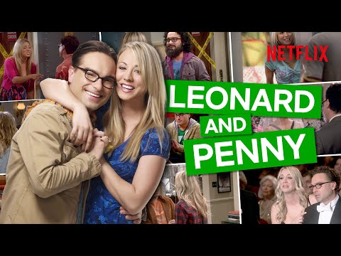 The Leonard & Penny Story In Full (S1-12) | Big Bang Theory