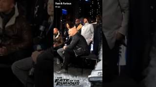 Nonton Fast & Furious Snapchat Story - The Fate of the Furious Trailer Launch Event Film Subtitle Indonesia Streaming Movie Download