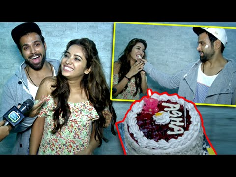 Rithvik Celebrates Asha's Birthday | Cake Cutting