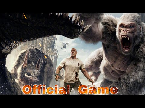 Rampage Movie AR Unleashed Android App 2018