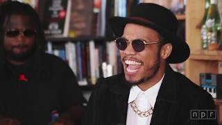 Anderson  Paak & The Free Nationals  'Put Me Thru'  NPR Music Tiny Desk Concert NA mp4 Output 2
