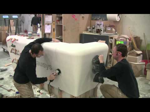 Thermoforming Solid Surface
