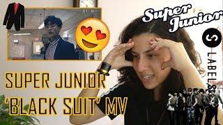 Video KING SHINDONG | REACCIÓN A SUPER JUNIOR 'Black Suit' MV MP3, 3GP, MP4, WEBM, AVI, FLV Juli 2018