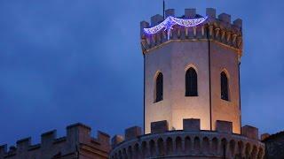 Corigliano Calabro Italy  city photos : Corigliano Calabro - Si accendono le luci nel centro storico [Time lapse video HD]
