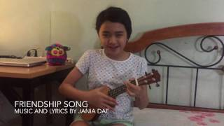 \'Friendship Song\' by Jania Dae