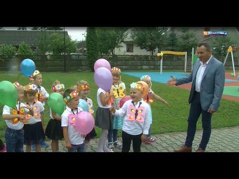 Otwarcie Placu Zabaw w Kurzelowie