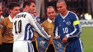 Video Ronaldo vs Zidane ( World All Stars vs Europe All Stars 1997 ) MP3, 3GP, MP4, WEBM, AVI, FLV Agustus 2018