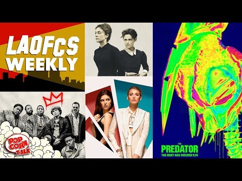 The Predator Disappoints, Paul Feig Goes Dark and Lizzie Borden Returns | LAOFCS Weekly Ep. 7