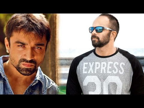 Here's Why Ajaz Khan Is Annoyed With Rohit Shett
