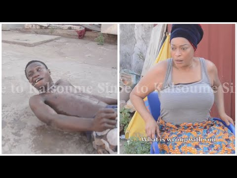 Kalsoume Tells Showboy To Stop Faking!! 😂😂😂(Kalsoume Sinare Funny Movie Clip)