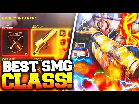 EPIC TYPE 100 SMG CLASS SETUP SLAYS ON CALL OF DUTY WWII! - HEROIC TYPE 100 SETUP DOMINATES WWII!