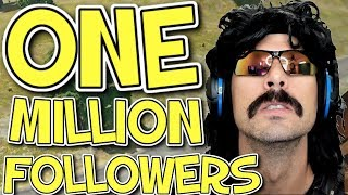Video DrDisRespect hits 1 Million Followers on Twitch and Funny Moments on PUBG! MP3, 3GP, MP4, WEBM, AVI, FLV Juni 2018