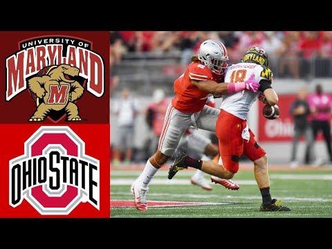 Ohio State vs. Maryland | College Football Highlights Week 11