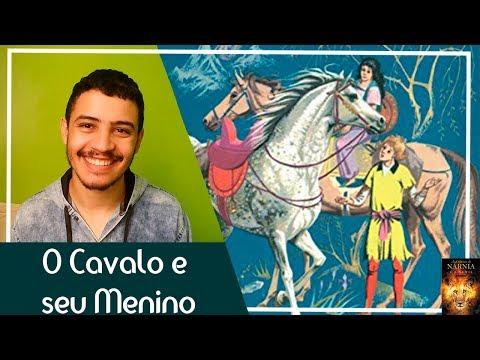 O Cavalo e seu Menino - C.S. Lewis (As Crônicas de Nárnia #03) | Patrick Rocha (4X99)