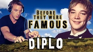 Video DIPLO - Before They Were Famous MP3, 3GP, MP4, WEBM, AVI, FLV Januari 2018