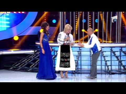 Pepe vs Ileana Ciuculete - Ciorba de Curcan // Te Cunosc de Undeva // 25 Octombrie 2014