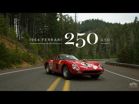 Petrolicious   The Ferrari 250 GTO speaks for itself | Video
