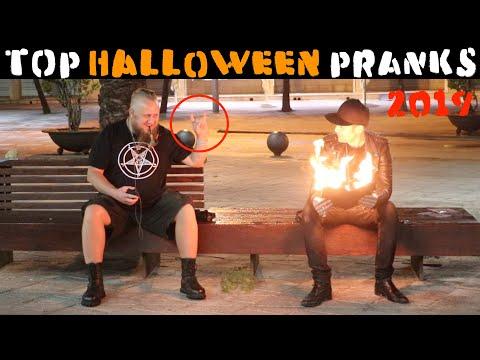Most Scary Halloween Pranks 2019🔥🔥🔥-Julien Magic