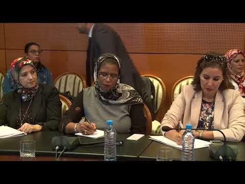 الدعوة إلى وضع قانون يتعلق بمحاربة العنف ضد النساء (لقاء)