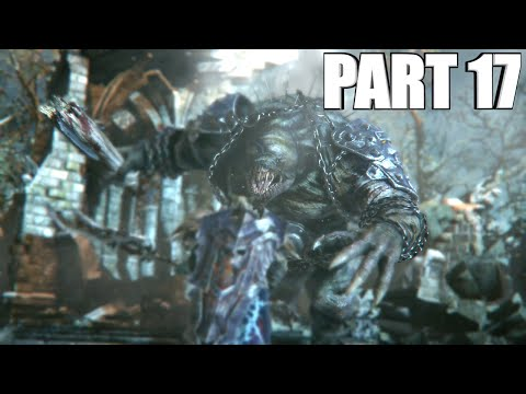 Beast Lord / Boss Fight - Lords Of The Fallen Walkthrough Part 17 - PS4 Gameplay Review Commentary