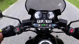 9. Kawasaki ZRX1200r power run