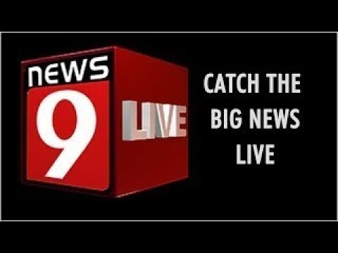 Live-TV: Indien - NEWS9 - LIVE TV - English news channe ...