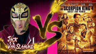 Nonton THE SCORPION KING 4: QUEST FOR POWER (2015) B-Movie Review | Slammarang! Film Subtitle Indonesia Streaming Movie Download