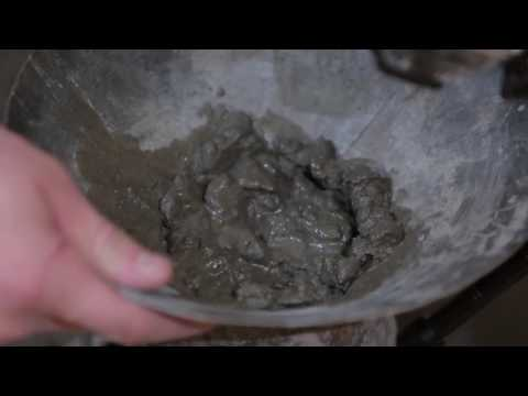 3 4 Подвижность (удобоукладываемость) бетона - метод определения конусом