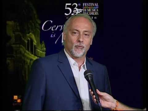 FESTIVAL DI  CERVO: L'APPUNTAMENTO DI GIOVEDI'  25 AGOSTO