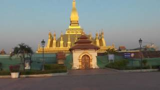 Video Vientiane - Laos  City Tour MP3, 3GP, MP4, WEBM, AVI, FLV Juli 2018