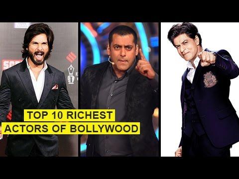 Shahrukh Khan, Salman khan, Shahid Kapoor Salary,