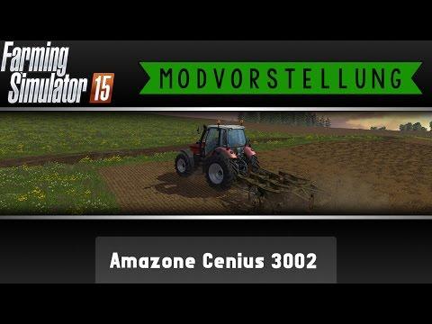 Amazone Cenius 3002 v3.0