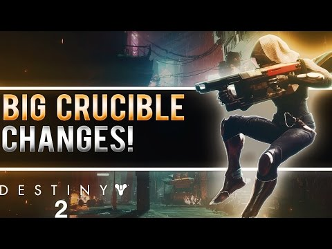 WILL DESTINY 2 CRUCIBLE CHANGES PUSH CASUALS AWAY? (New PvP Game Mode